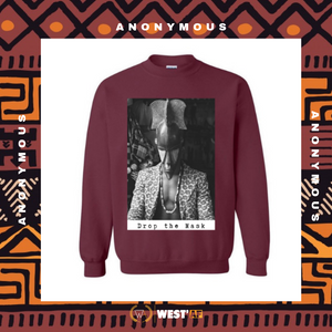 Pull Anonymous Rouge