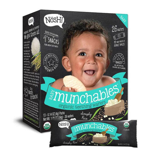 Nosh Baby Munchables Simply Rice