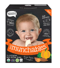 Nosh Baby Munchables Sweet Potato & Pumpkin