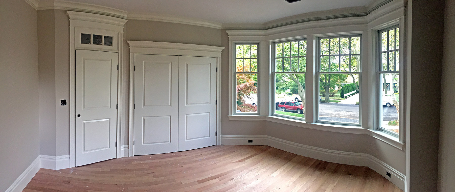 Sea Girt Bedroom Trim
