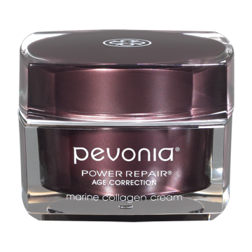 Pevonia Power Repair Age-Correction Marine Collagen Cream | Revitalize Hair & Beauty Spa |  Bolton