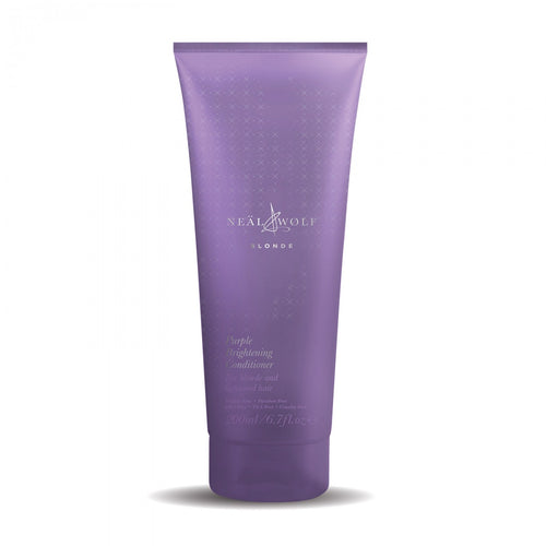Neal & Wolf Purple Brightening Conditioner | Revitalize Hair & Beauty Spa |  Bolton