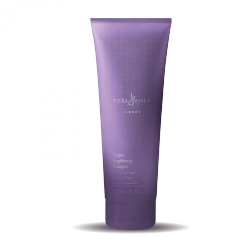 Neal & Wolf Purple Brightening Shampoo | Revitalize Hair & Beauty Spa |  Bolton