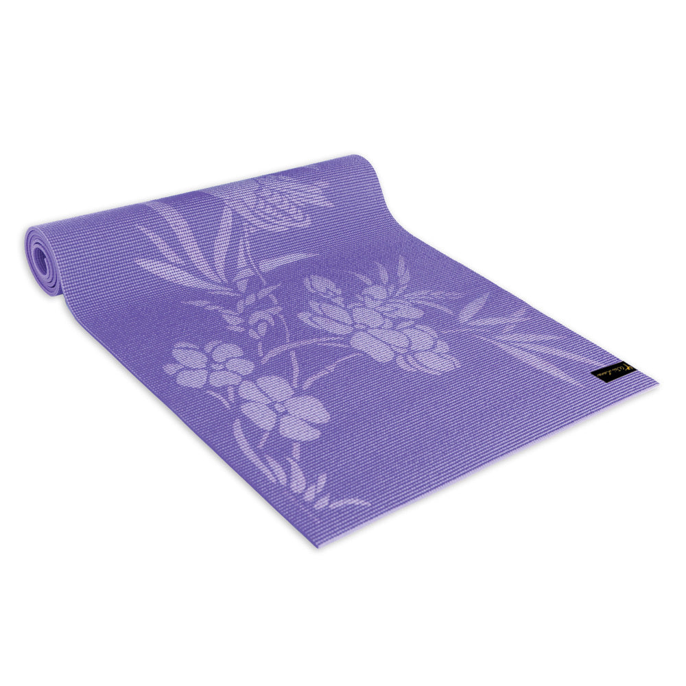 Wailana Lovebirds Design Yoga and Pilates Mat