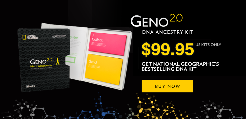 Geno 20 dna ancestry kit usa delivery shop national geographic solutioingenieria Choice Image
