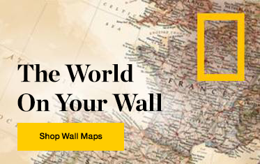 Maps and Globes Shop National Geographic