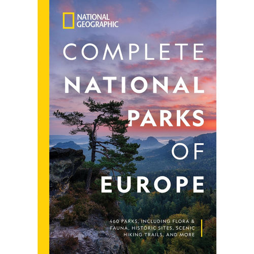 Image of National Geographic Complete National Parks of Europe