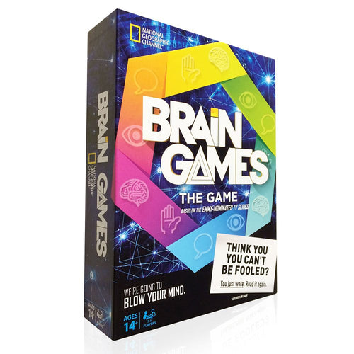 Image of Brain Games - The Game