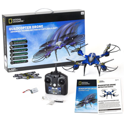 Image of National Geographic Quadcopter Drone