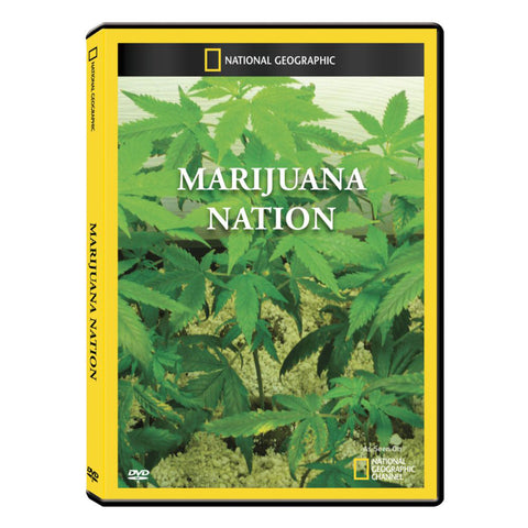 Marijuana Nation DVD Exclusive