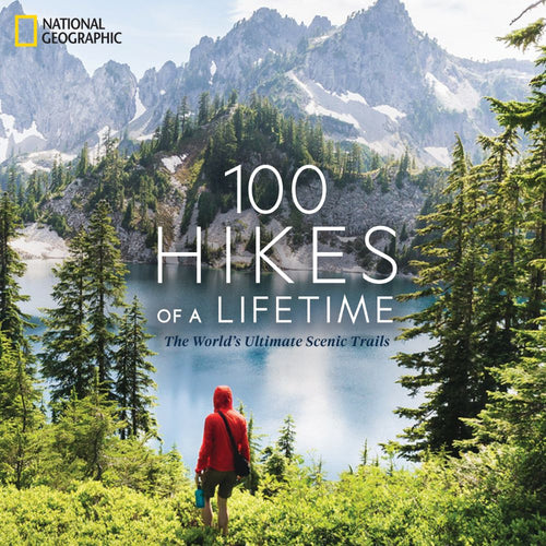 Image of 100 Hikes of a Lifetime