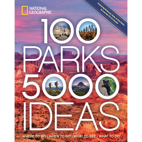 Image of 100 Parks, 5,000 Ideas