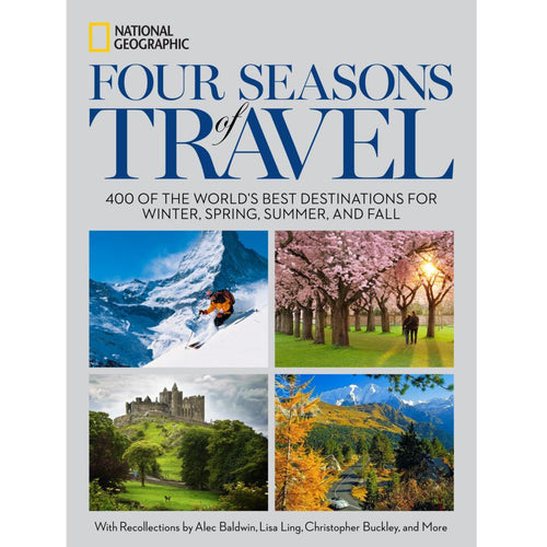 Image of Four Seasons of Travel