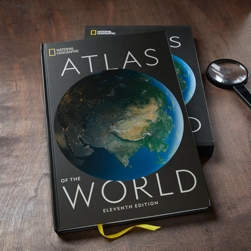 Image of National Geographic Atlas of the World, 11th Edition