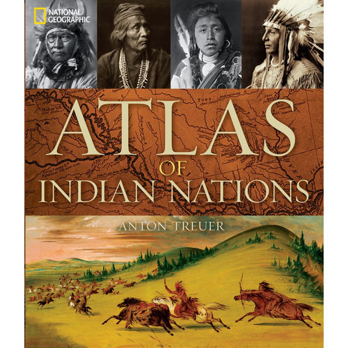 Image of Atlas of Indian Nations