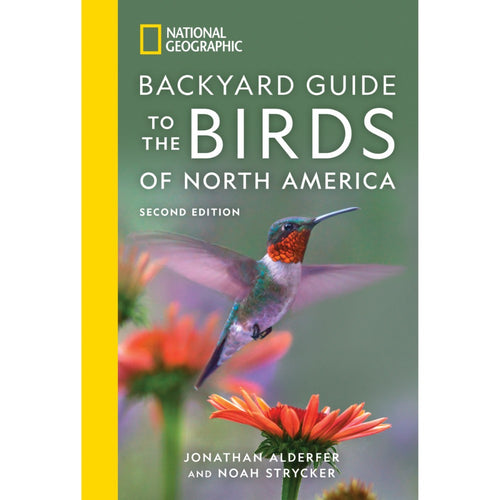 Image of National Geographic Backyard Guide to the Birds of North America, 2nd Edition