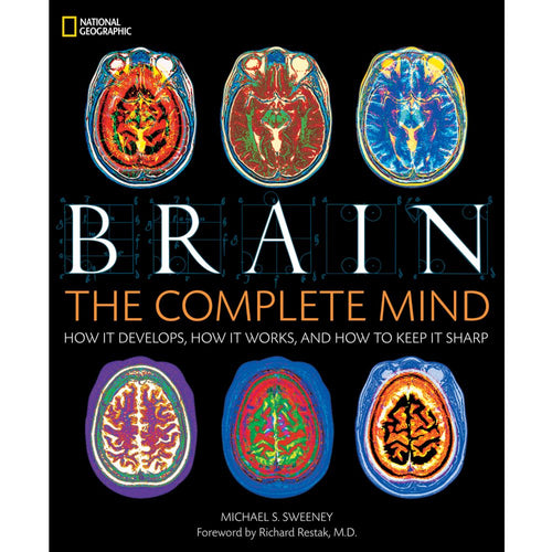 Image of Brain: The Complete Mind