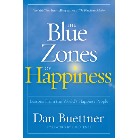 The Blue Zones of Happiness Softcover