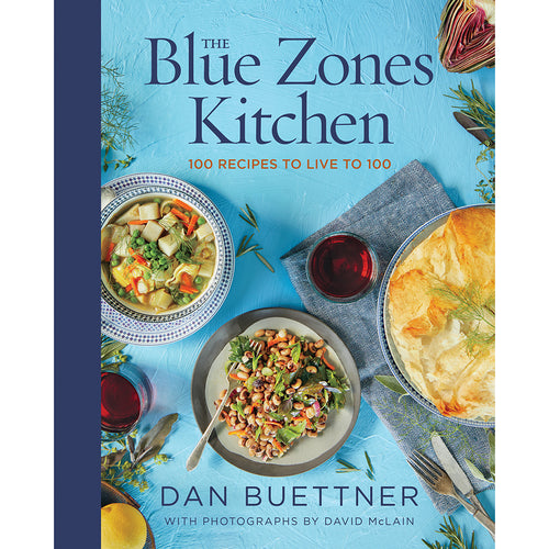 Image of The Blue Zones Kitchen