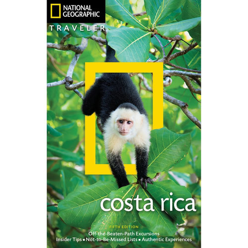 Image of Costa Rica, 5th Edition