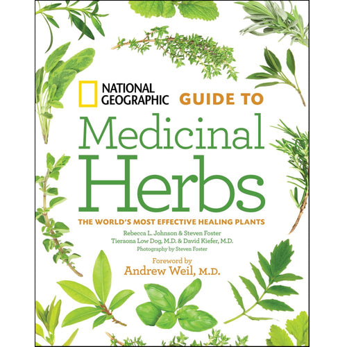 Image of National Geographic Guide To Medicinal Herbs