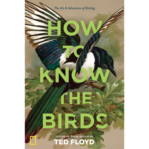 Image of How to Know the Birds