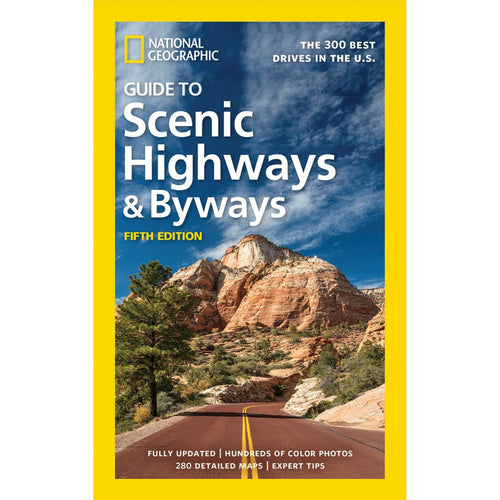 Image of National Geographic Guide to Scenic Highways and Byways, 5th Edition