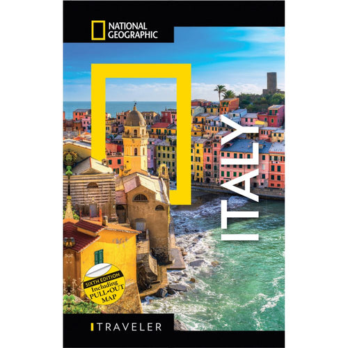 Image of National Geographic Traveler Italy 6th Edition
