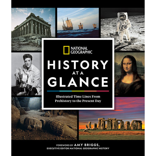 Image of National Geographic History at a Glance