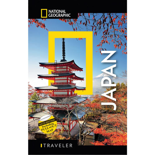Image of National Geographic Traveler Japan 6th Edition