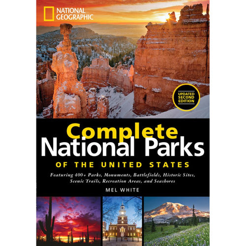 Image of National Geographic Complete National Parks of the United States, 2nd Edition