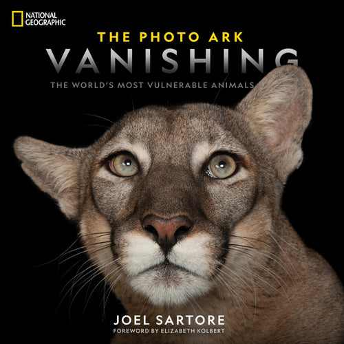 Image of National Geographic The Photo Ark Vanishing