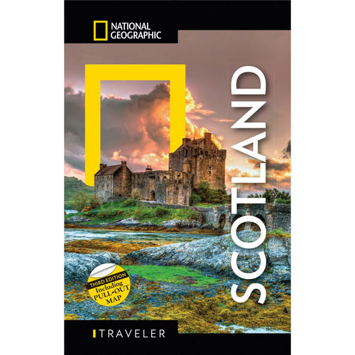 Image of National Geographic Traveler Scotland 3rd Edition