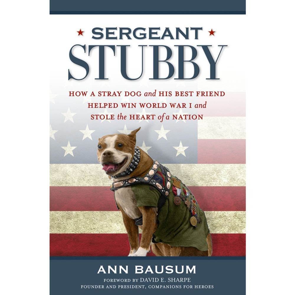 National Geographic Sergeant Stubby Book
