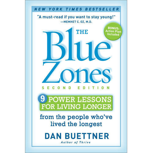 Image of The Blue Zones, Second Edition