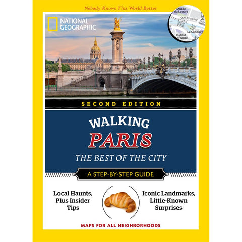 Walking Paris, 2nd Edition