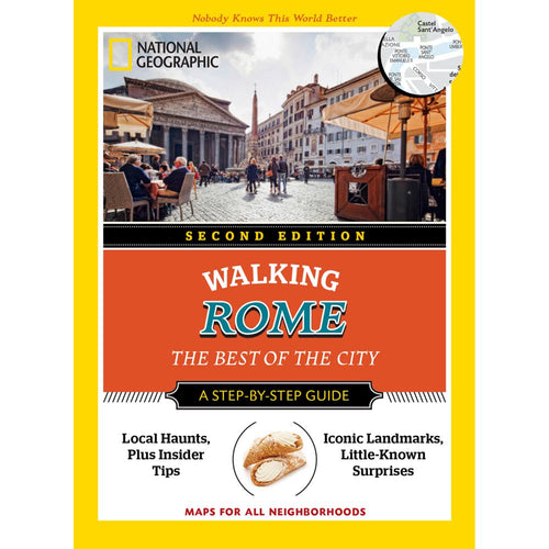 Image of Walking Rome, 2nd Edition