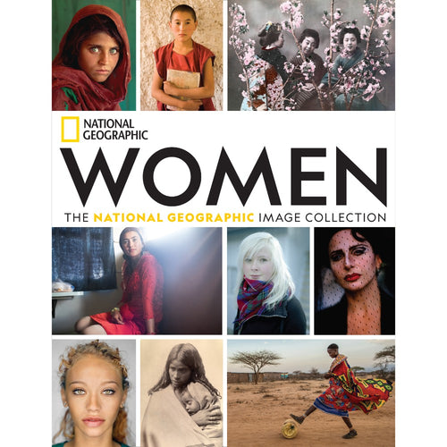 Image of Women: The National Geographic Image Collection