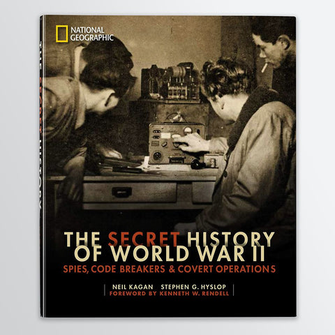 The Secret History of World War II