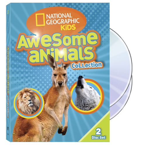 Image of Awesome Animals Collection 2-DVD Set