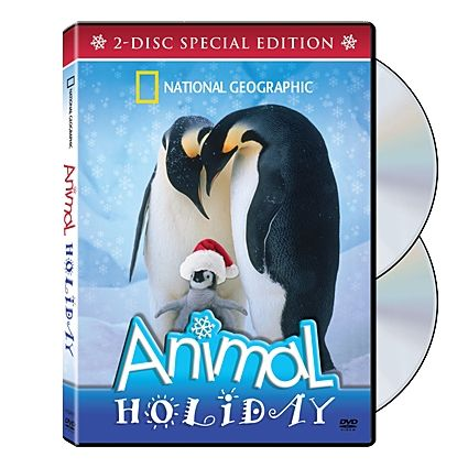 Animal Holiday Special Edition DVD