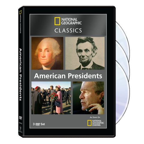 National Geographic Classics: American Presidents DVD