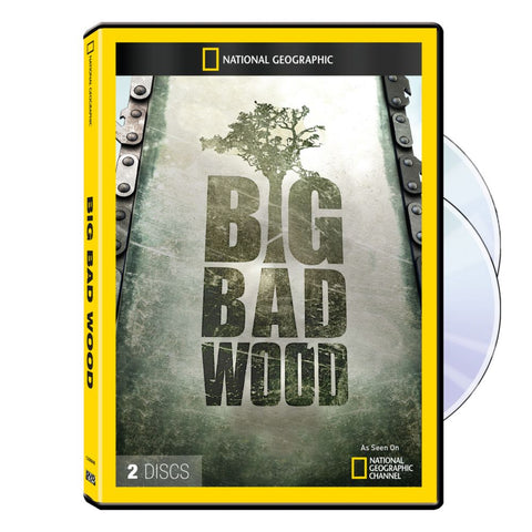 Big Bad Wood DVD