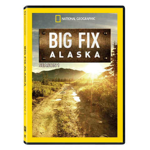 Big Fix Alaska 2-DVD-R Set