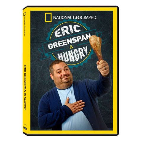 Eric Greenspan is Hungry DVD-R