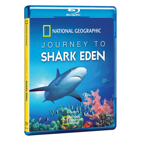 Journey to Shark Eden Blu-ray