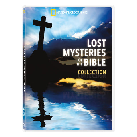 Lost Mysteries of the Bible 4-DVD Set
