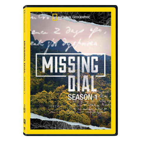 Missing Dial DVD-R
