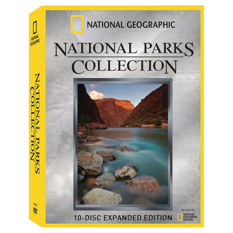 National Parks Collection (Expanded Edition) DVD