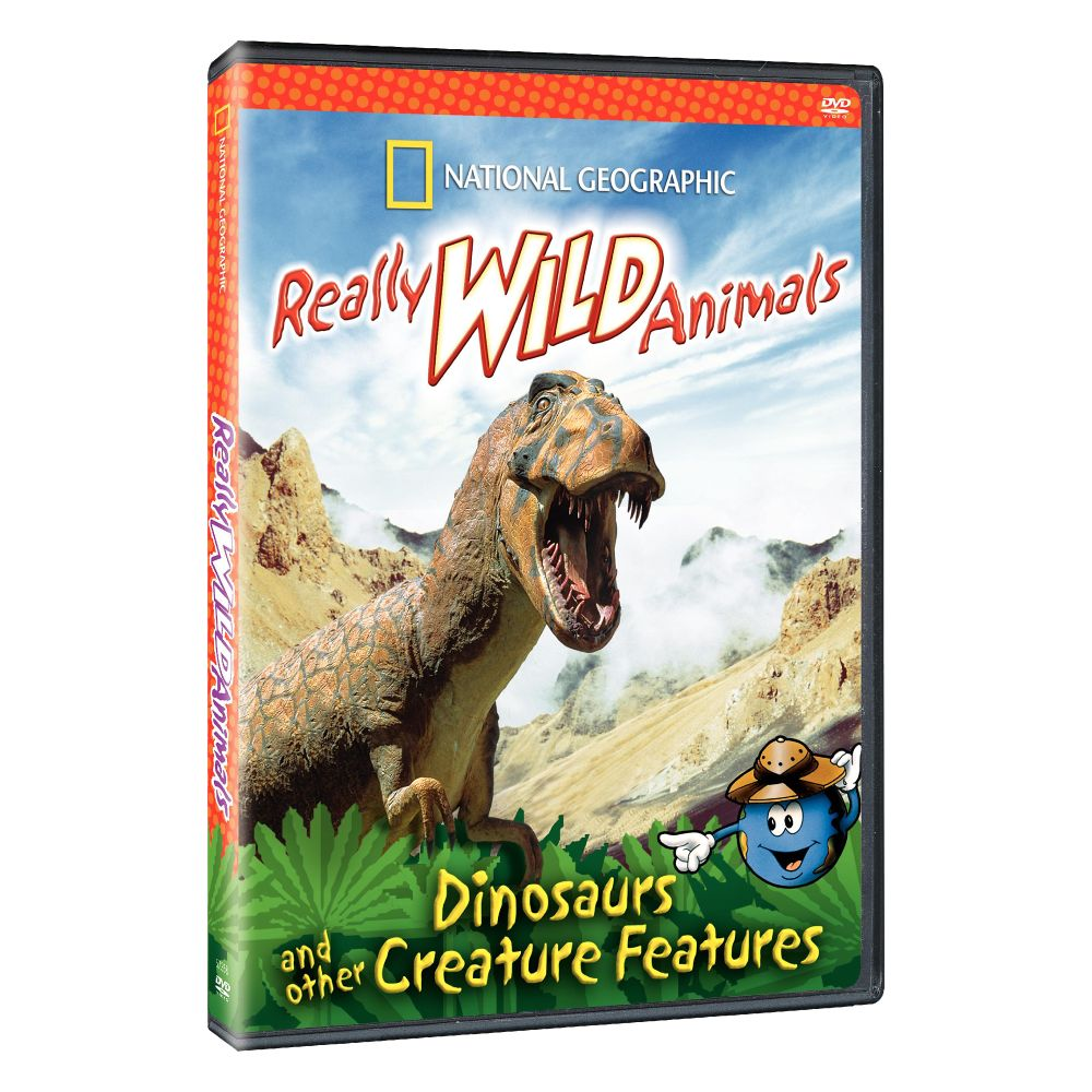 Really Wild Animals: Dinosaurs & Other Creatures DVD